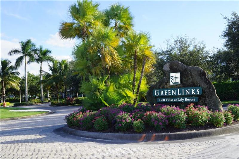 Greenlinks 1712 - Lake View 2 Bedroom Golf Villa - Image 1 - Naples - rentals