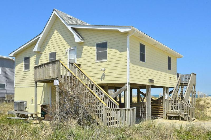 Front Elevation - Beech Nut - Nags Head - rentals