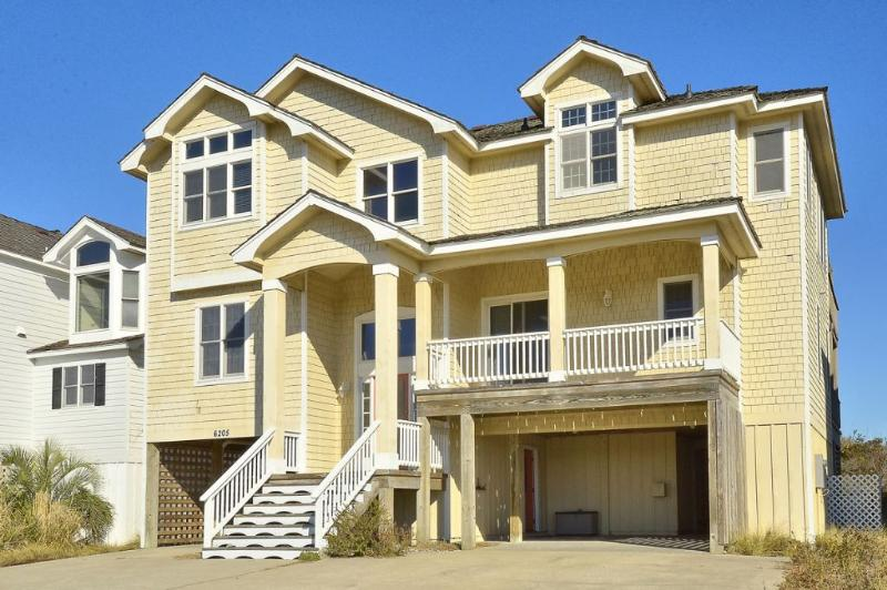 Front Elevation - Beach Haven - Nags Head - rentals