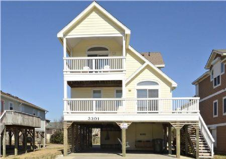 Exterior - The Hideaway - Nags Head - rentals