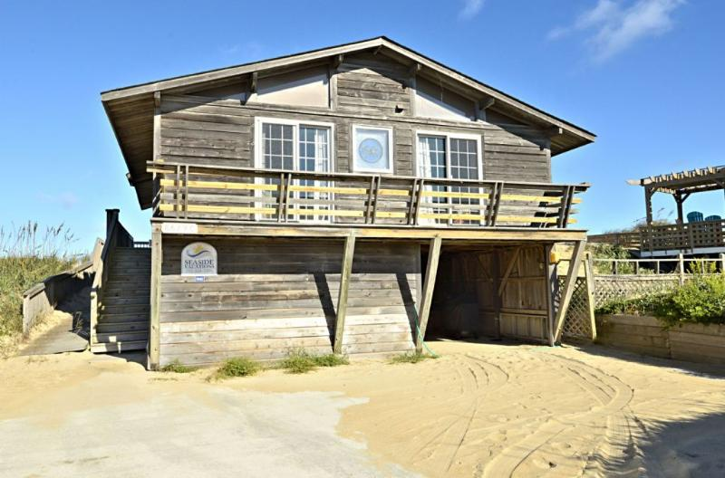 Exterior - The Crab Shack - Nags Head - rentals