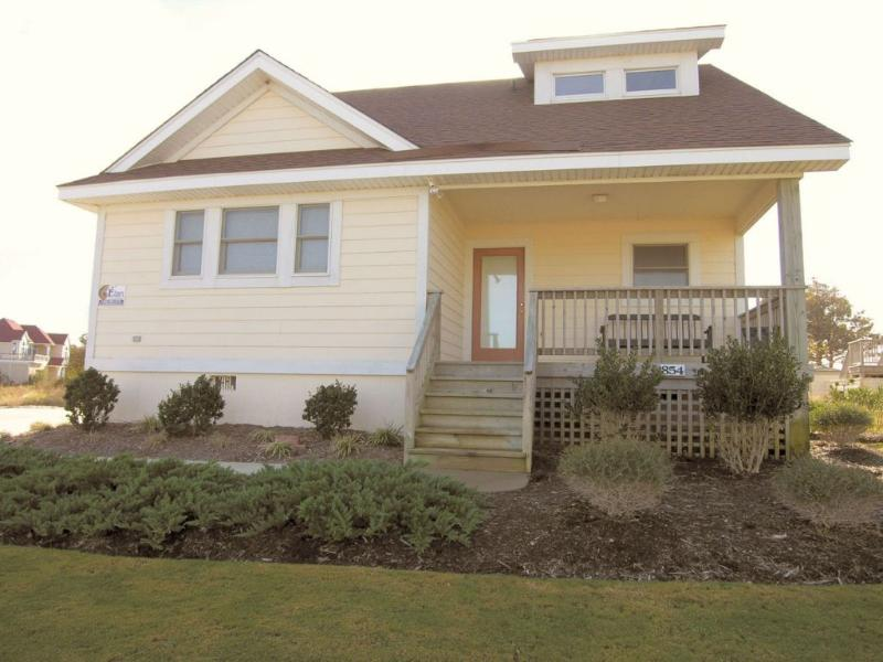 Front Elevation - Bayview Private II - Corolla - rentals