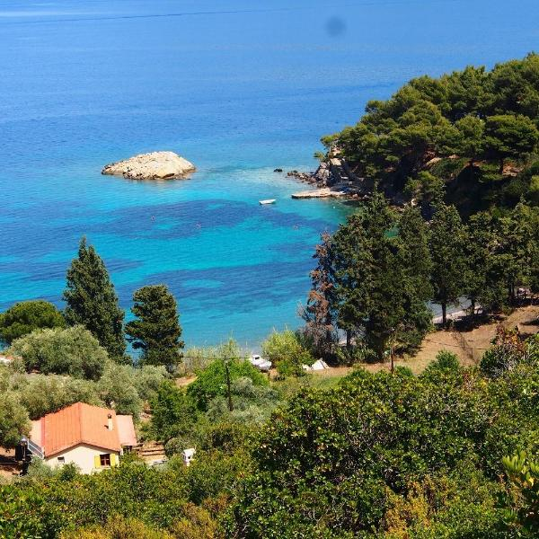 The bay - Lithea villas.3 boutique villas by the sea. - Alonissos - rentals