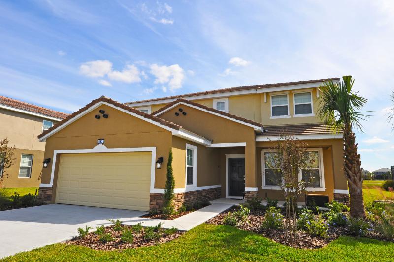 6Bd/4Bth Solterra Home,Pool,Spa,GmRm-Frm$160pn - Image 1 - Orlando - rentals