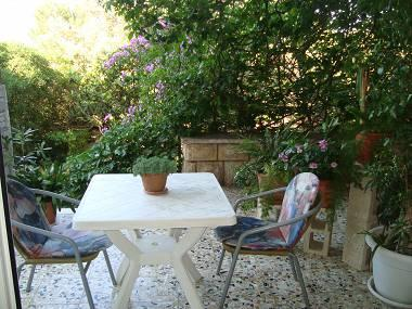 A1(2+1): terrace - 35253 A1(2+1) - Makarska - Makarska - rentals