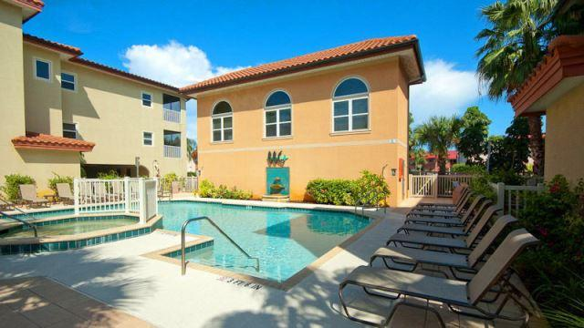 Complex Pool (1 of 2) - Bradenton Beach Club 248 - Bradenton Beach - rentals
