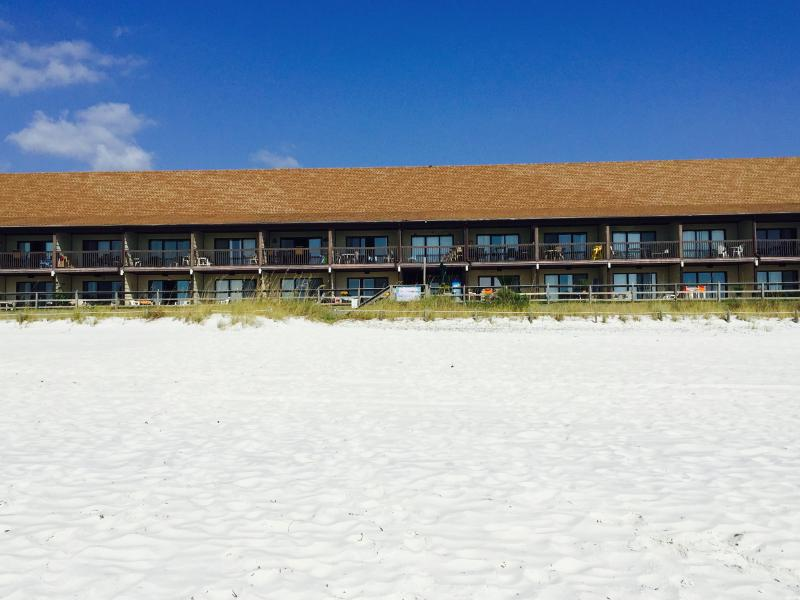Polynesian 105 Walk Out 2 Beach Ground Floor No Elevators - Image 1 - Panama City Beach - rentals