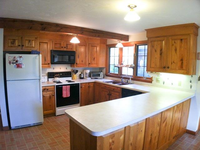 Kitchen - Short Walk to Canoe Pond with private setting - BR0511 - Brewster - rentals