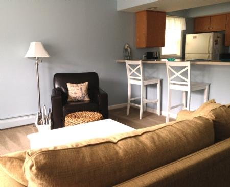 Living Room - W579 - Wells - rentals
