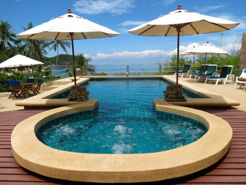 Family friendly swimming pool - Dee Dee Villa Retreat - Koh Phangan - rentals