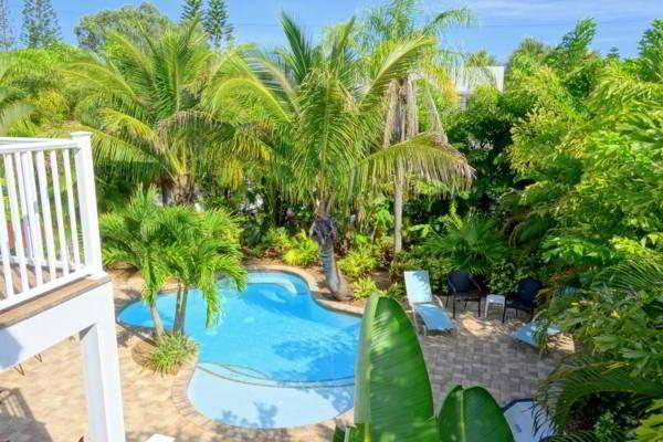 Pool 1 - LOGGERHEAD - Holmes Beach - rentals
