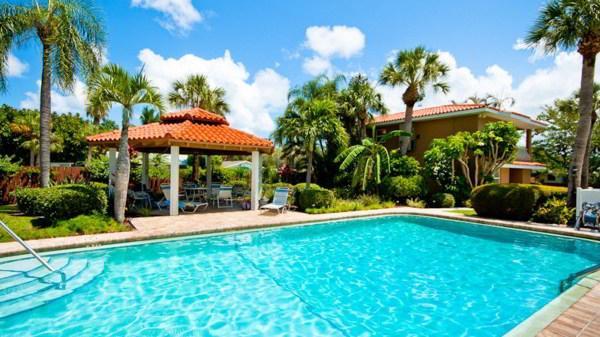 Pool 1 - CASA SIERRA 205A - Holmes Beach - rentals