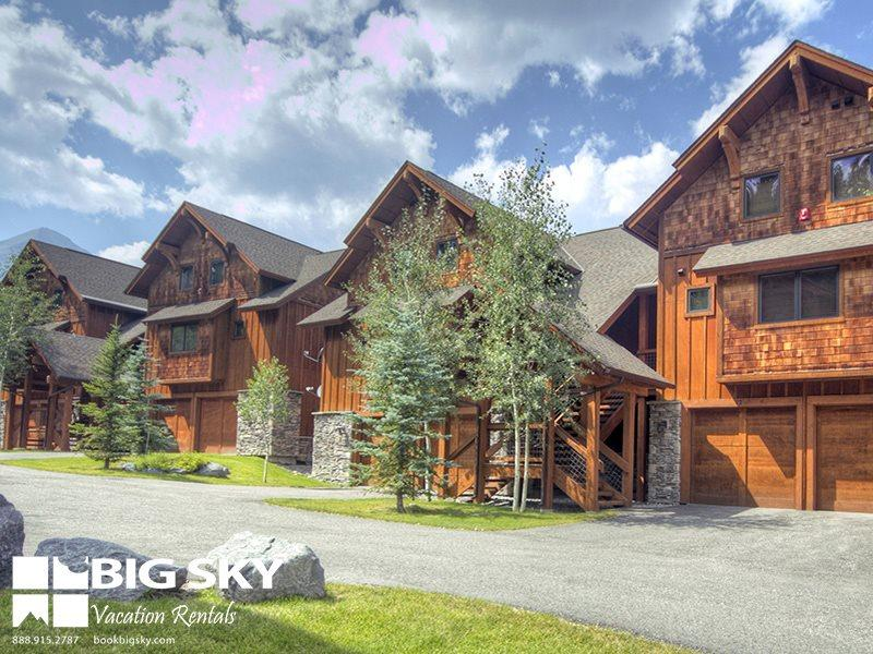 Big Sky Resort | Black Eagle Lodge 12 - Image 1 - Montana - rentals