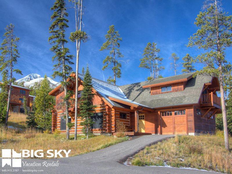 Big Sky Resort | Powder Ridge Cabin 5 Chief Gull - Image 1 - Big Sky - rentals