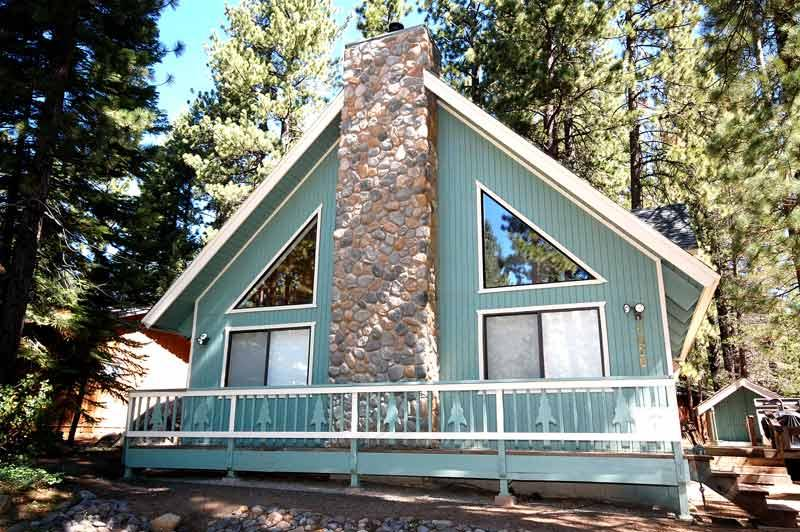 Exterior - 1870 Bella Coola Drive - South Lake Tahoe - rentals
