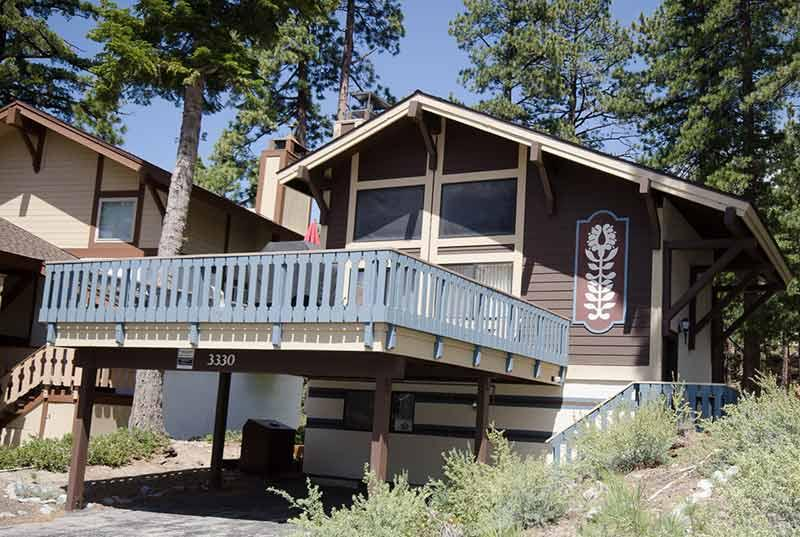 Exterior - 3330 Pine Hill Road - South Lake Tahoe - rentals