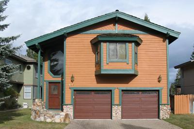 Exterior - 1927 Venice Drive - South Lake Tahoe - rentals