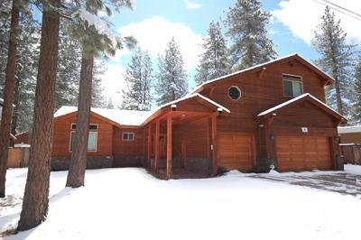 Exterior - 3344 Woodland Road - South Lake Tahoe - rentals