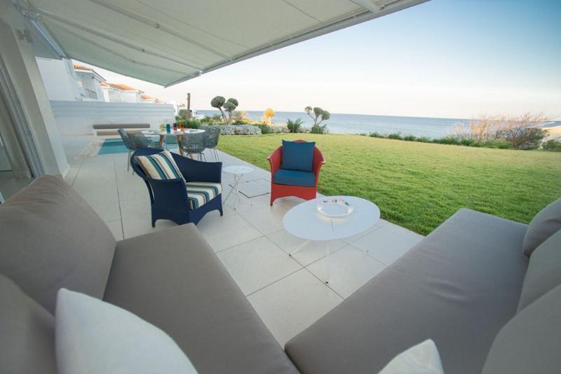 PRSB5 Sirina Sea Front Villa - Image 1 - Protaras - rentals