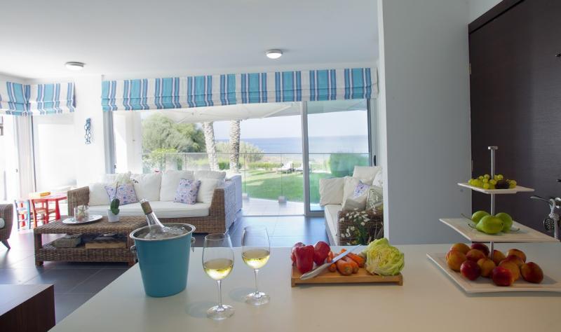 PETA4 Trident Beach Front Suite - Image 1 - Protaras - rentals