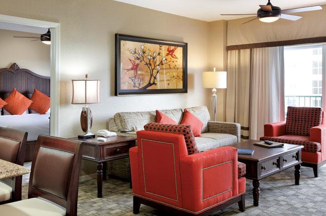 Living room - Fort Lauderdale & Pompano Beach CONDO-GREAT RATES! - Pompano Beach - rentals