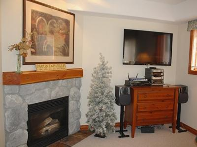 Fireplace - Timberline Village - 38 - Sun Peaks - rentals