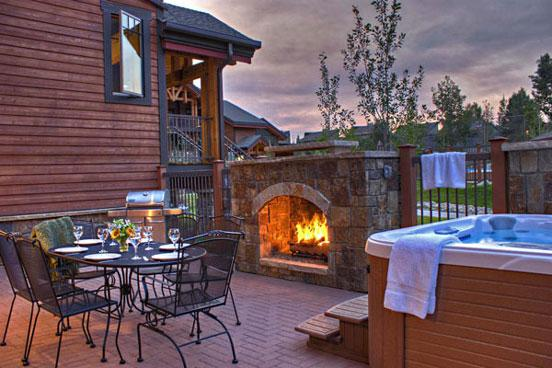 Bear Lodge Court Yard -6106 - 6106 Bear Lodge, Trappeurs - Steamboat Springs - rentals