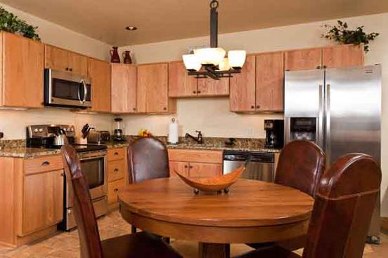 Dinning Area - Bear Lodge 6117 - 6117 Bear Lodge, Trappeurs - Steamboat Springs - rentals