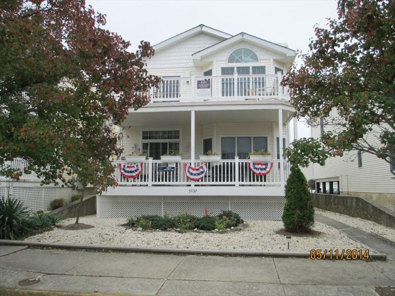 3437 Haven unit A 1st floor 112948 - Image 1 - Ocean City - rentals