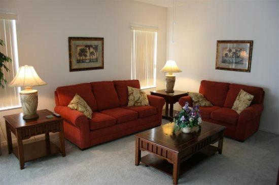 4 Bed 3 Bath Crescent Lakes Villa With South Facing Pool. 5344CVL - Image 1 - Orlando - rentals