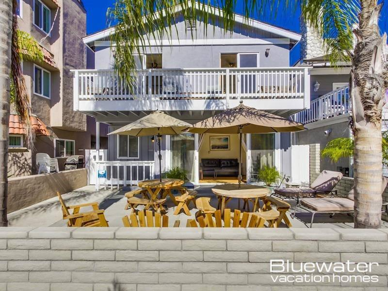 South Mission Beach House - Vacation Rental near Mission Bay - Image 1 - Pacific Beach - rentals