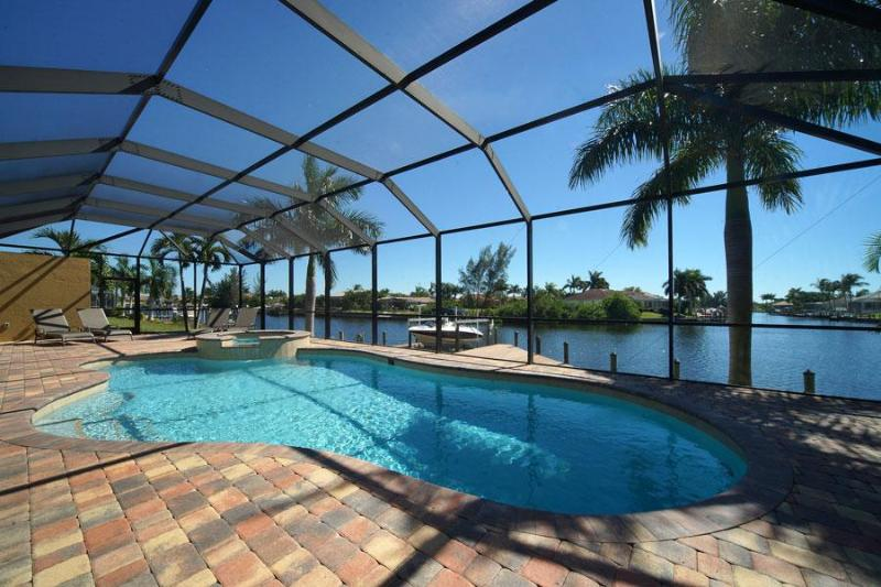 Wischis Florida Home - Tropical Breeze - Tropical Breeze - Cape Coral - rentals