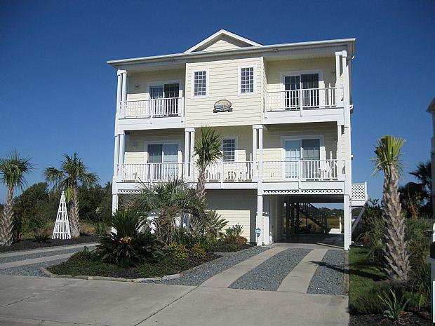 147 Old Sound Blvd - Old Sound Blvd - 147 - LOMIRA - Ocean Isle Beach - rentals