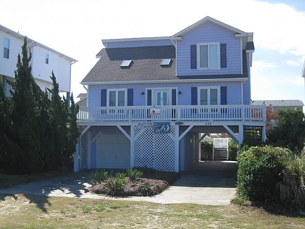 278 East Second - East Second Street 278 - Purple People Eater - Baringhaus - Ocean Isle Beach - rentals