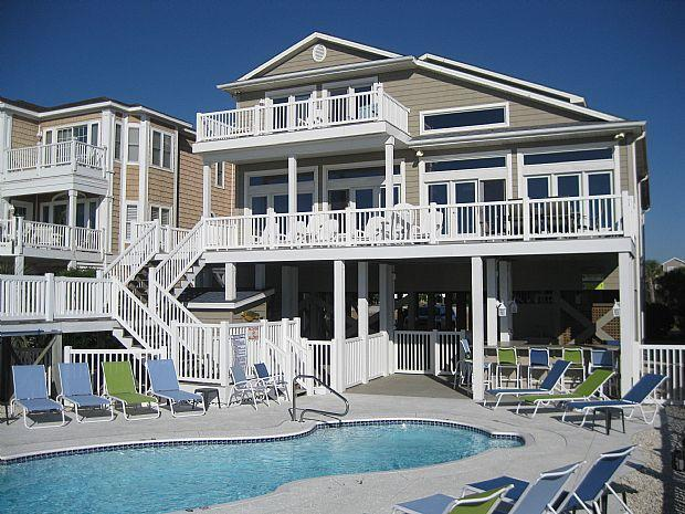 381 West First Street - West First Street 381 - Irish Gamble - Ocean Isle Beach - rentals