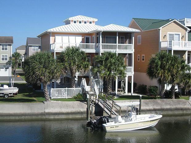 31 Goldsboro St - Goldsboro Street 031 - TIGER PAUSE - Ocean Isle Beach - rentals