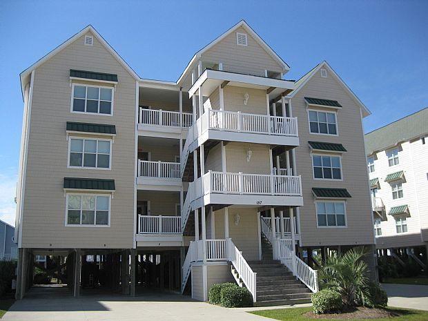 Islander Villas Bld 157 - Islander Villas OSB 157-F- Hendrickson-Stefanic - Ocean Isle Beach - rentals