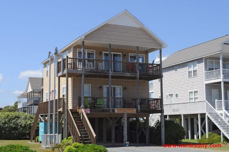 Beach Retreat - Beach Retreat - Surf City - rentals