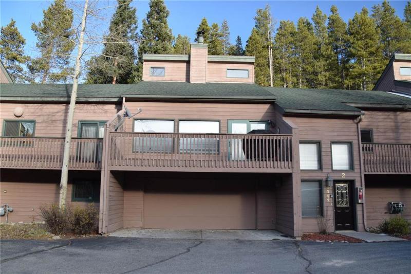 Economically Priced  2 Bedroom  - Eagle Ridge Townhome #2 - Image 1 - Breckenridge - rentals