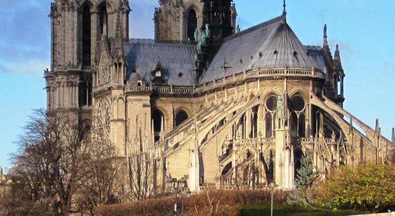 Private Apartment - Notre Dame - Sorbonne - Image 1 - Paris - rentals