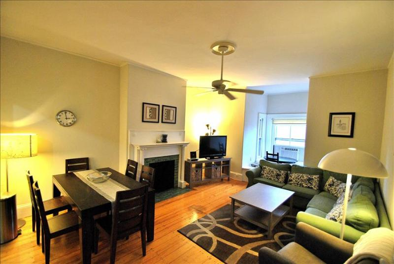 Back Bay Boston Furnished Apartment Rental 296 Marlborough Street Unit 6 - Image 1 - Boston - rentals