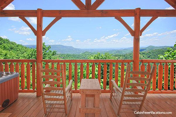 Kiss The Clouds - Image 1 - Sevierville - rentals