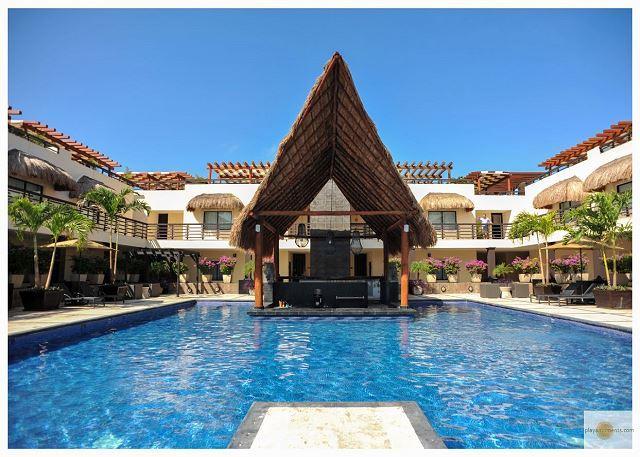 INCREDIBLE APARTMENT just steps from Mamitas Beach + FREE Internet - Image 1 - Playa del Carmen - rentals