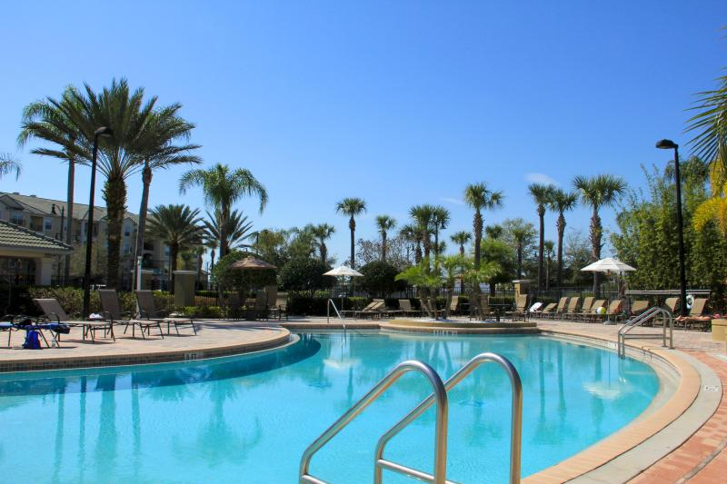 2 heated resort pools to chose from - Spacious, Luxury Condo Vista Cay Haven.  All new f - Orlando - rentals