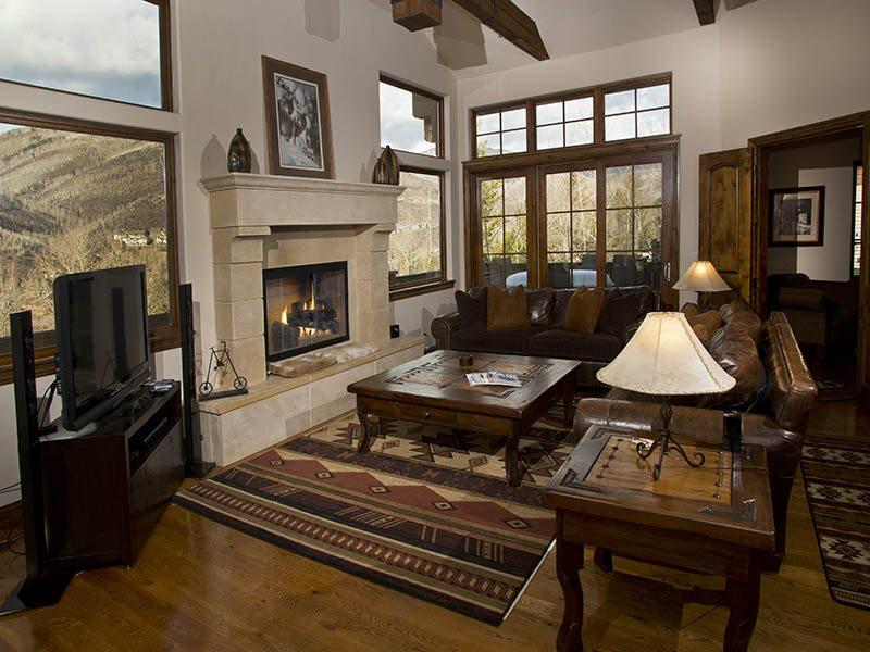 A beautiful and stunning vacation home in Vail nestled in the Highland Meadows neighborhood. - Image 1 - Vail - rentals