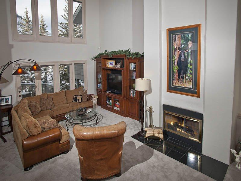 Your family and friends will enjoy this spacious rental home, back yard and deck. And the hot tub too. - Image 1 - Vail - rentals