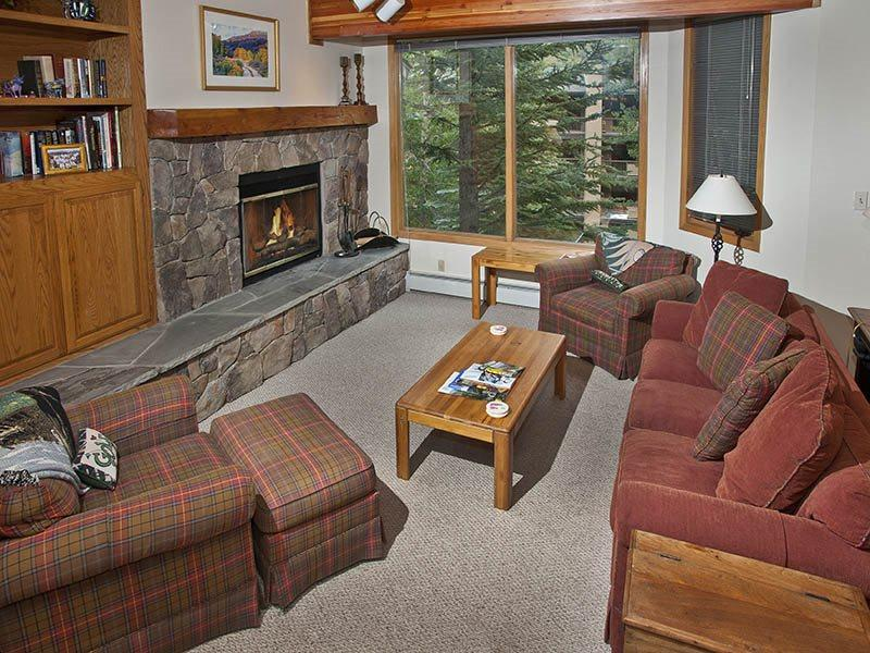 A very affordable vacation home with a Gold rating, across the main road from Vail Golf Club. - Image 1 - Vail - rentals