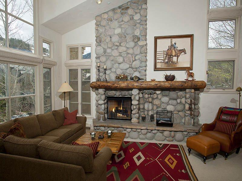 You`ll totally enjoy four seasons of fun on Beaver Creek Mountain from the vantage of this fully equipped Beaver Creek vacation townhome at 365 Offerson Road. - Image 1 - Beaver Creek - rentals