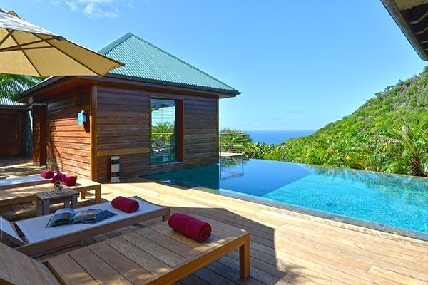"A ""green"" villa that is tranquil and private WV MJP - Image 1 - Flamands - rentals"