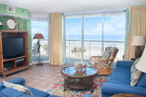 Building - Crescent Shores - S 207 - North Myrtle Beach - rentals